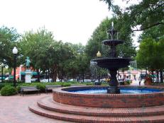Atlanta, GA. Glover Park : Things to Do in Marietta