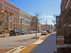 Atlanta, GA. Street View : Glenwood Park Apartments