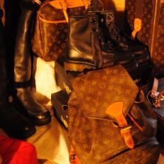 Typical Designer Shoes and Handbags Found at L.A. Estate Sales