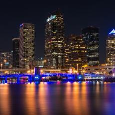 Downtown Tampa Skyline