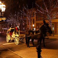 Bethlehem, Pennsylvania Carriage Rides
