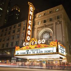 Chicago Theater: Neo-Baroque and French Revival Style
