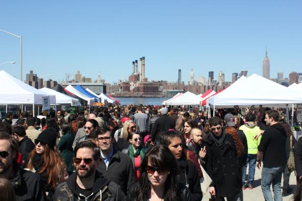 Opening Day: Brooklyn Flea