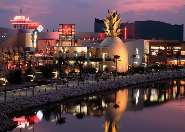Downtown Disney in Lake Buena Vista, Fla.