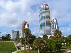 Luxury Condo Towers in South Beach