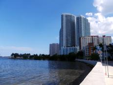 The Edgewater Neighborhood in Miami