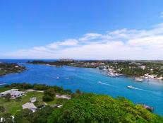 View From the Jupiter Inlet Lighthouse