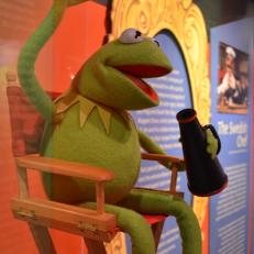 Atlanta's Center for Puppetry Arts, Kermit the Frog