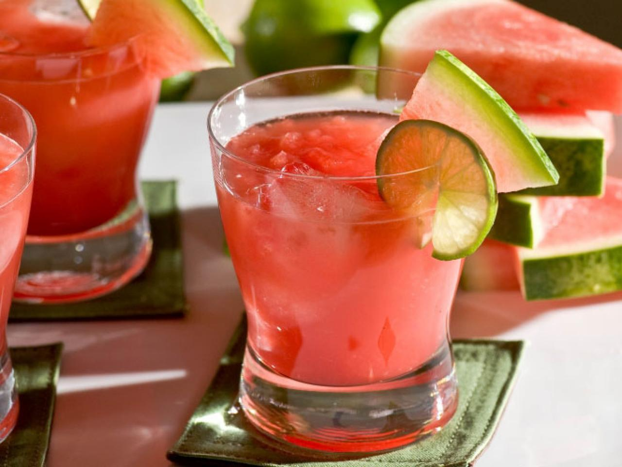 Good Summer Tequila Drinks