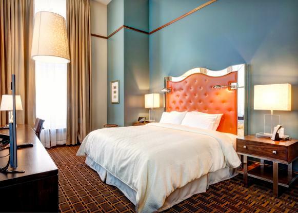 Denver's Crawford Hotel, Classic Room
