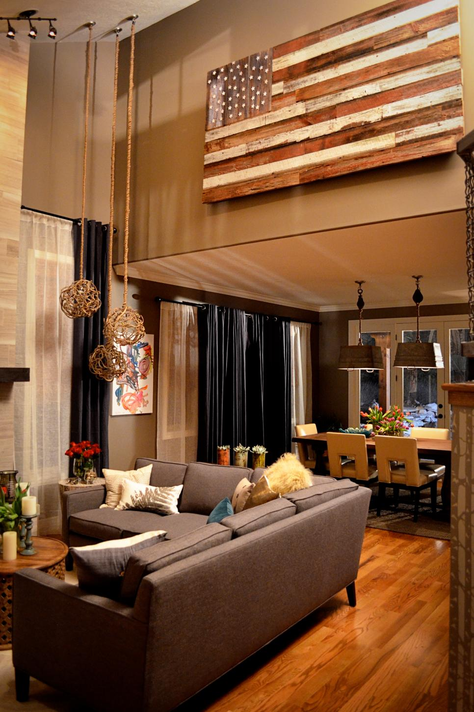 Rustic Barnwood Decorating Ideas