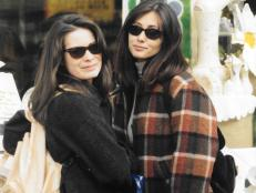 Shannen Doherty, Holly Marie Combs, Ireland trip
