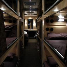 Craig Morgan's RV Tour Trailer Sleeps 12 People
