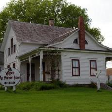 The Haunted Villisca Ax Murder House in Iowa