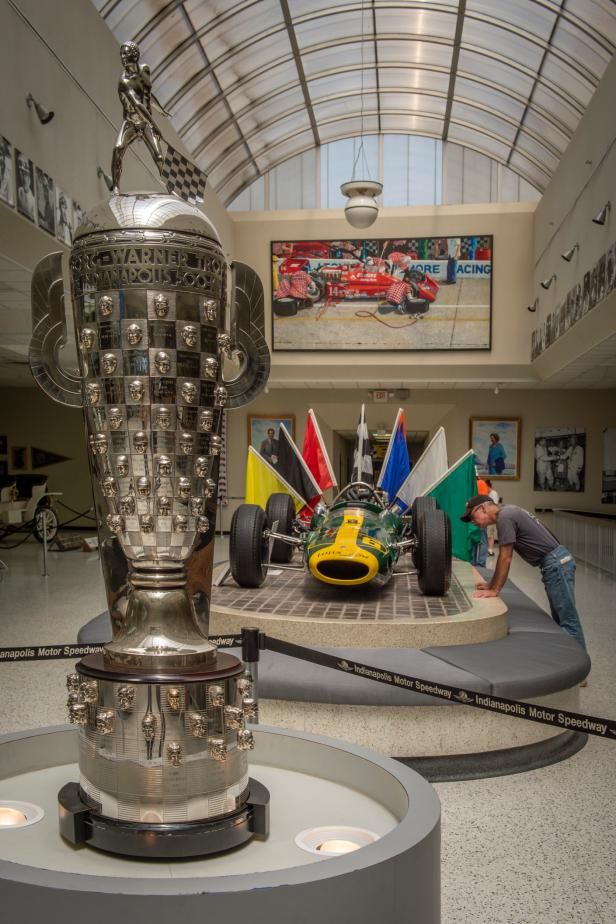 Indy Speedway & Hall of Fame Museum, Indianapolis