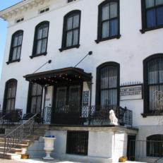 Haunted Lemp Mansion in St. Louis, Missouri