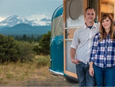 From Anna and Justin Scribner of the Great American Country series <em>Flippin' RVs</em>.
