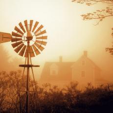 Windmill Fog