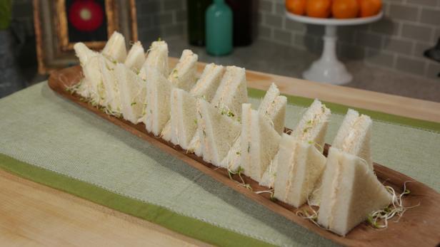 Cucumber Tea Sandwiches Recipe Gac