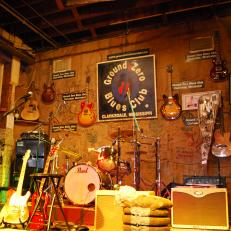 Ground Zero Blues Club; Clarksdale, Miss.
