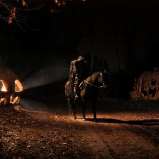 Headless Horseman Hayride in Ulster, N.Y.