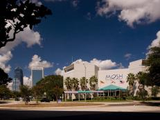 Museum of Science and History in Jacksonville, Fla.