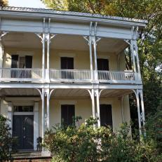 McRaven House in Vicksburg, Miss.