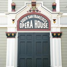 After: Bayview Opera House in San Francisco Entrance