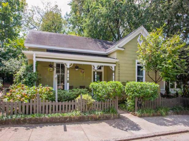 Atlanta, GA. Home Exterior : What it's Like to Live in Reynoldstown