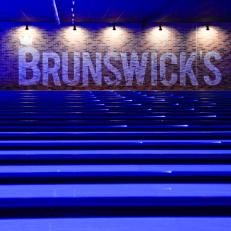Brunswick's Bowl's Sexy Lighting