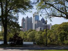 Residents of Piedmont Park can expect to enjoy myriad outdoor activities and will find more condos are available than apartments.