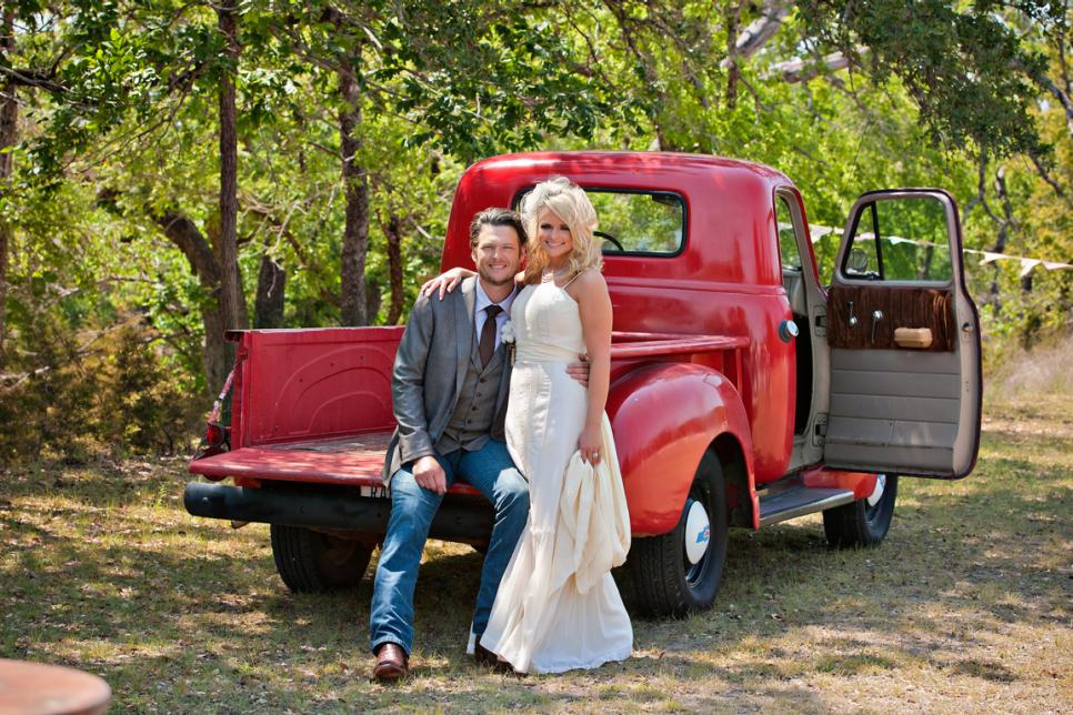 Blake and Miranda\'s Junk Gypsy Wedding   GAC