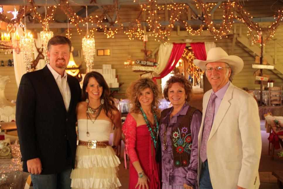 Blake And Mirandas Junk Gypsy Wedding Gac