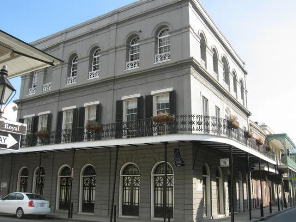 LaLaurie House, New Orleans, Louisiana