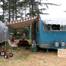 1954 Anerson Camper After