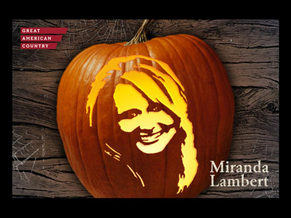 Pumpkin Carving Templates Of Country Stars Gac