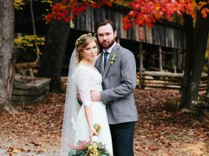Fall Wedding in East Tennessee