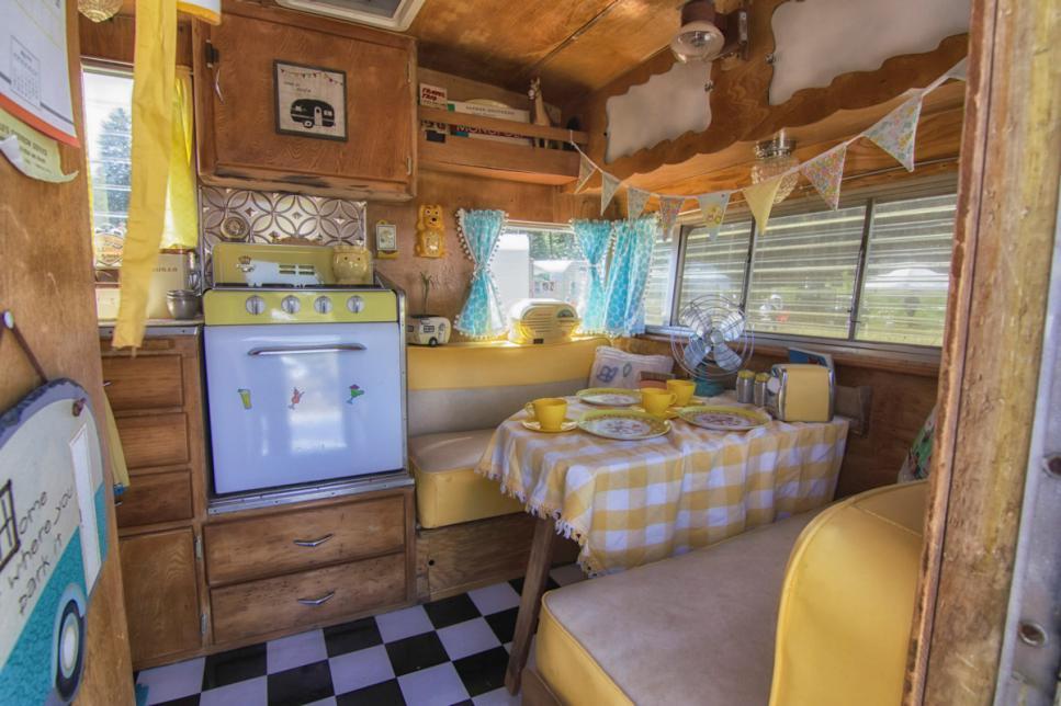 Vintage Trailers: Still the Coolest Caravans on Road   GAC