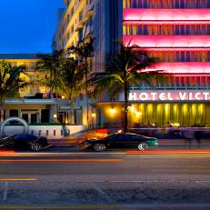 Hotel Victor in South Beach, Miami